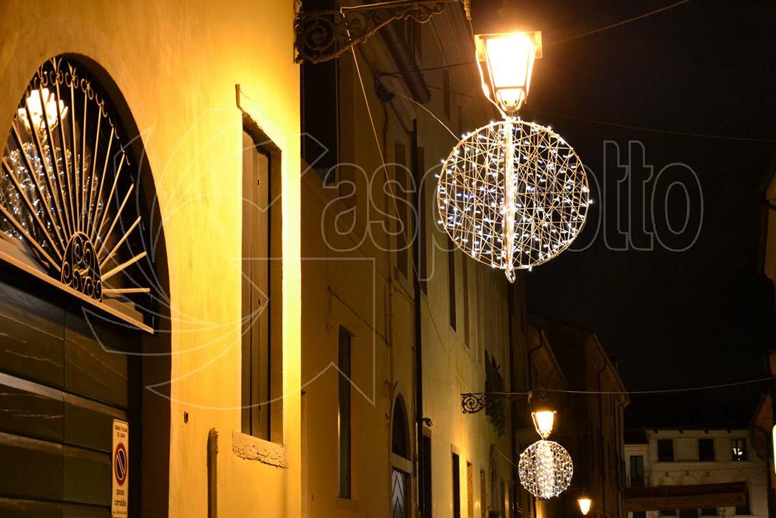 Decorazioni luminose per esterno